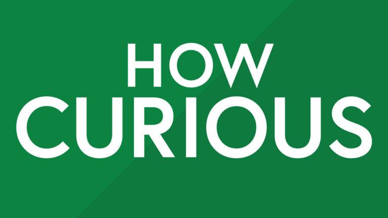 How Curious Podcast Image
